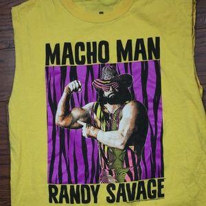Macho Man Randy Savage Cutoff